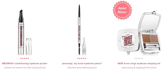 BENEFIT BROWS 1