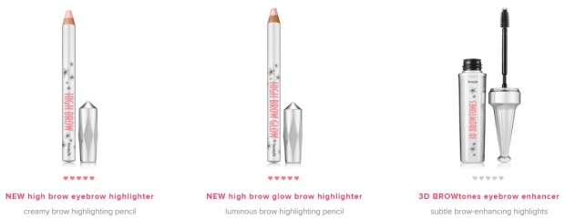 BENEFIT BROWS 2
