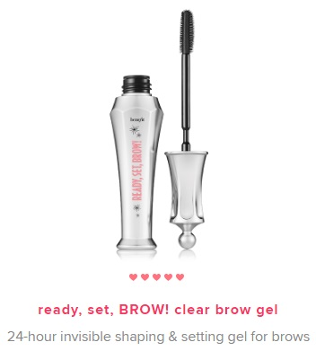 BENEFIT BROWS 3